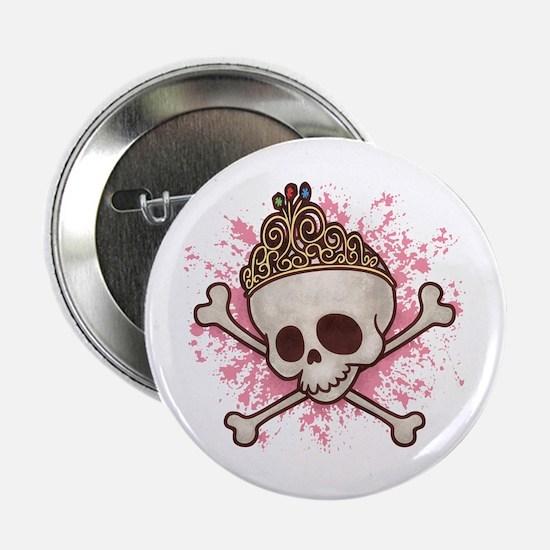 "Princess Pirate 509 2.25"" Button"