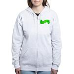 Transplant Recipient Women's Zip Hoodie