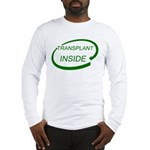 Transplant Inside Long Sleeve T-Shirt