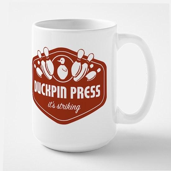 duckpin_cafepress_r Mugs
