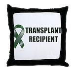 Transplant Inside Throw Pillow