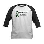 Transplant Inside Kids Baseball Jersey