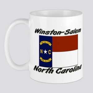 Winston-Salem North Carolina Mug