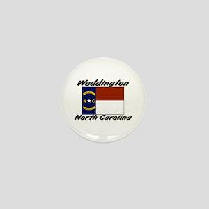 Weddington North Carolina Mini Button