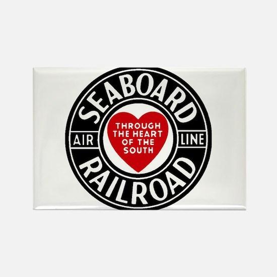 Seaboard RR Line Magnets