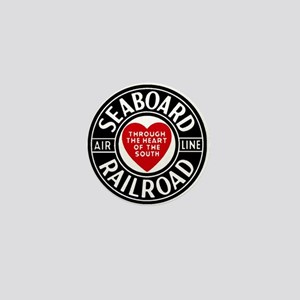 Seaboard RR Line Mini Button