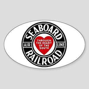 Seaboard RR Line Sticker