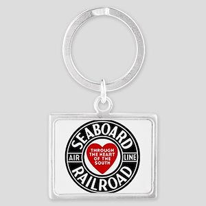 Seaboard RR Line Keychains