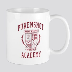 pukensnot_academy_FINAL_PROOF Mugs