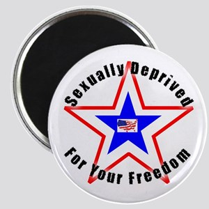 Sexually Deprived Magnet
