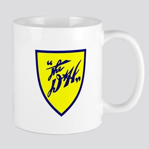 D&H railway shield Mugs