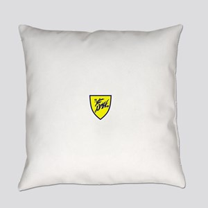 D&H railway shield Everyday Pillow