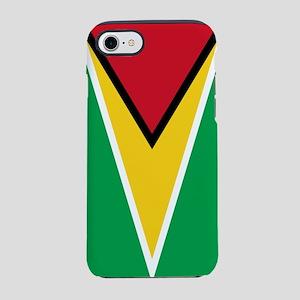 Flag of Guyana iPhone 7 Tough Case