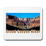 Grand Canyon Hiker Mousepad