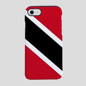 Trinidad and Tobago Flag iPhone 7 Tough Case