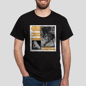 """""""BSL"""" Black T-Shirt"""