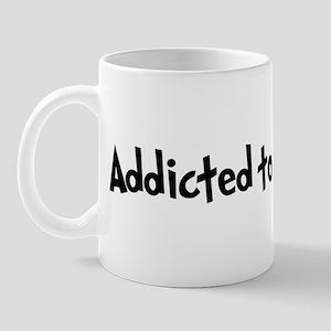 Addicted to Disc Golf Mug