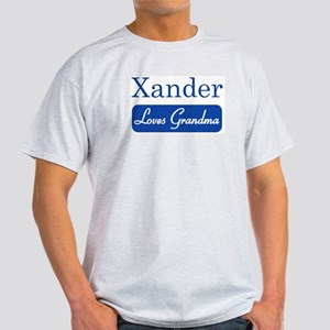 Xander loves grandma Light T-Shirt