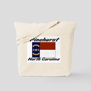 Pinehurst North Carolina Tote Bag