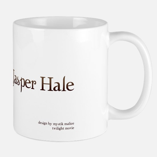 Twilight Jasper Hale Mug
