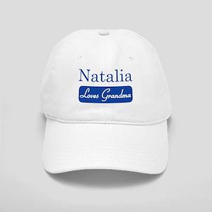 Natalia loves grandma Cap