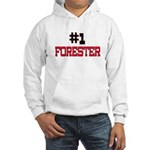 Number 1 FORESTER Hooded Sweatshirt