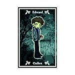 Twilight Edward Cullen Mini Poster Print