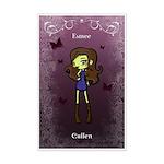 Twilight Esme Mini Poster Print