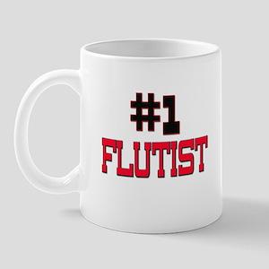 Number 1 FLUTIST Mug