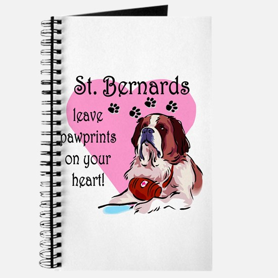 St. Bermard Pawprints Journal