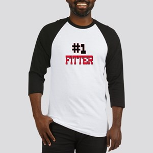 Number 1 FITTER Baseball Jersey