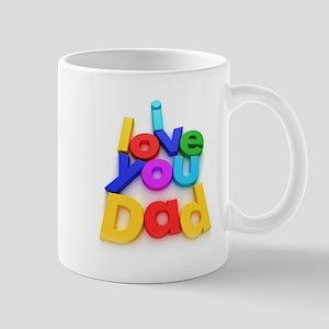 Fathers Day Dad Mug