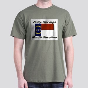 Holly Springs North Carolina Dark T-Shirt