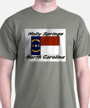 Holly Springs North Carolina T-Shirt