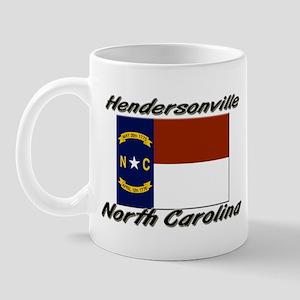 Hendersonville North Carolina Mug