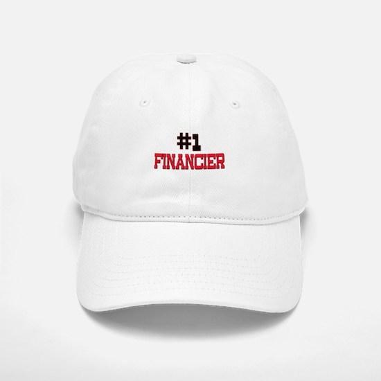 Number 1 FINANCIER Baseball Baseball Cap