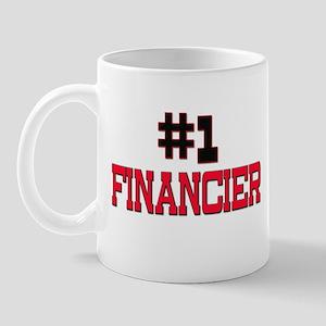 Number 1 FINANCIER Mug
