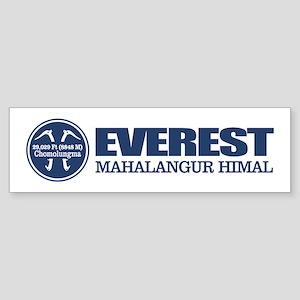 Mount Everest Bumper Sticker