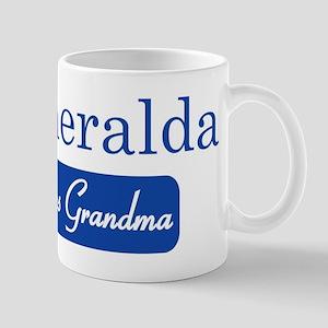 Esmeralda loves grandma Mug