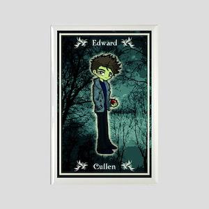 Edward Cullen Rectangle Magnet