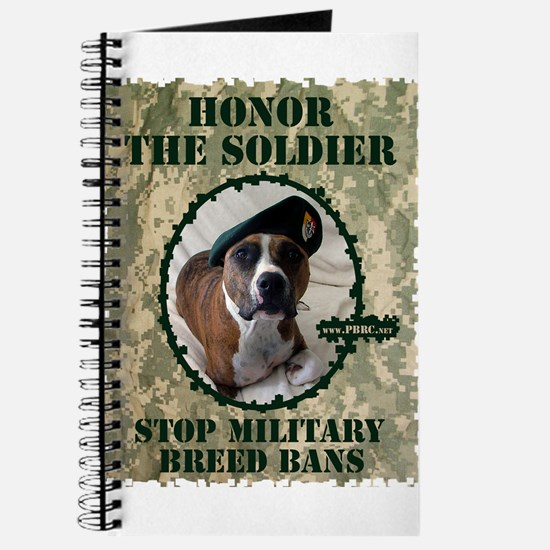 Honor the Soldier Journal