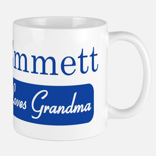 Emmett loves grandma Mug