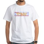 General Mills S.C. Johnson bo White T-Shirt