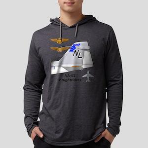 A-6 Intruder VA-52 Knightriders Long Sleeve T-Shir