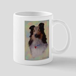 Sheltie Dog Mug