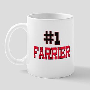 Number 1 FARRIER Mug