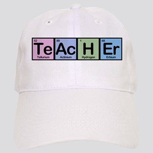 Teacher made of Elements Cap