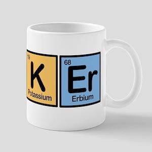 Broker made of Elements Mug