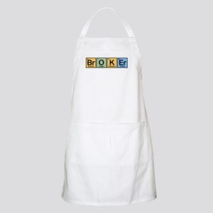Broker made of Elements BBQ Apron