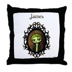 Twilight James Throw Pillow
